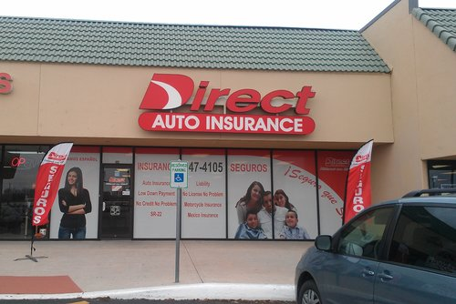 direct auto insurance at 1739 southwest loop 410 san