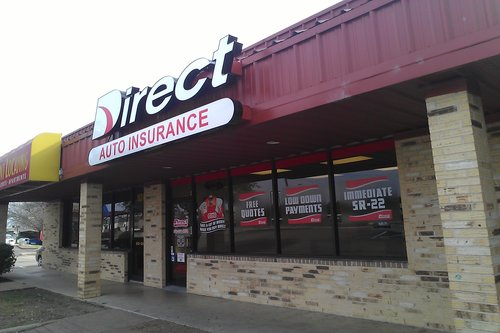 direct auto insurance at 1931 east oltorf street austin tx