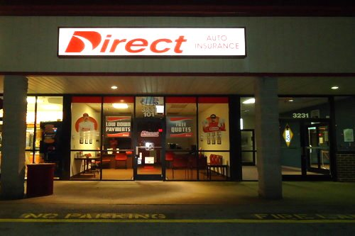 direct auto insurance at 3231 avent ferry road raleigh nc