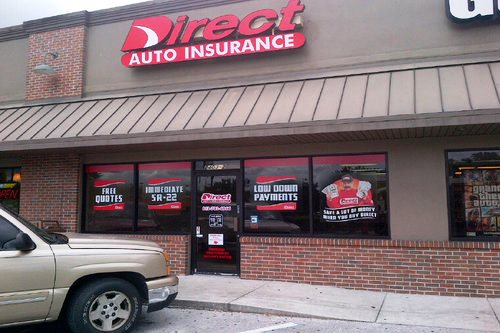 direct auto insurance at 2403 james l redman parkway