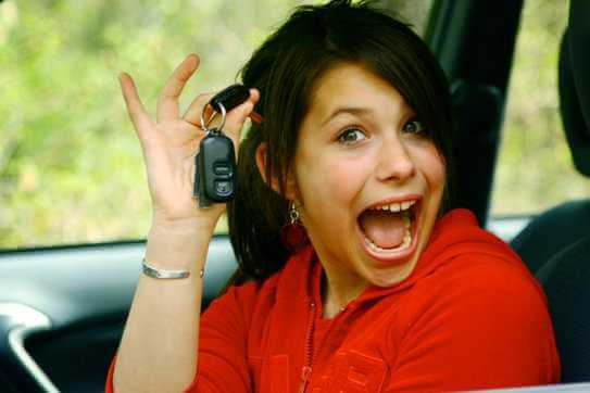 It's exciting when your teen driver gets their permit! It's also nerve wracking. Check out these tips for teaching your teen to drive.