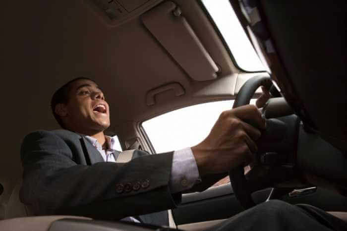 Improve your commute by getting happy during your drive!