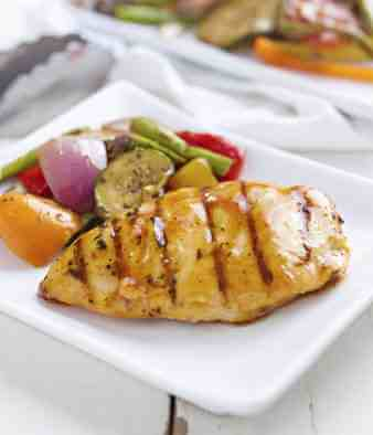 glazed turkey recipe