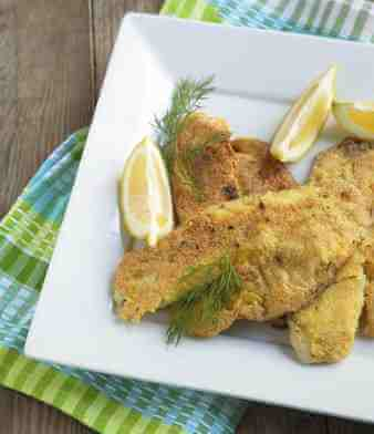 easy seasoned tilapia recipe