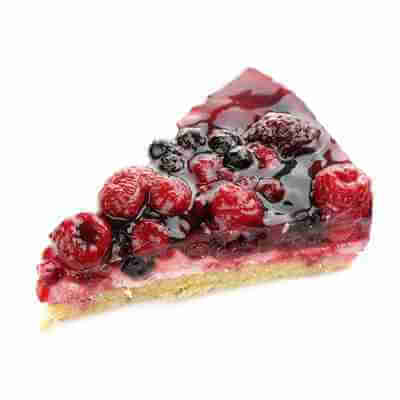 Delicious berry tart recipe