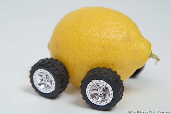 Direct Auto & Life Insurance - Lemon Car