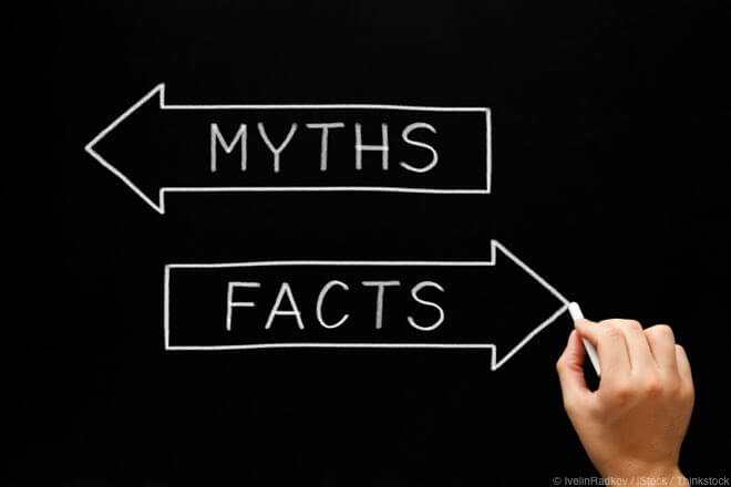 Myths vs. facts
