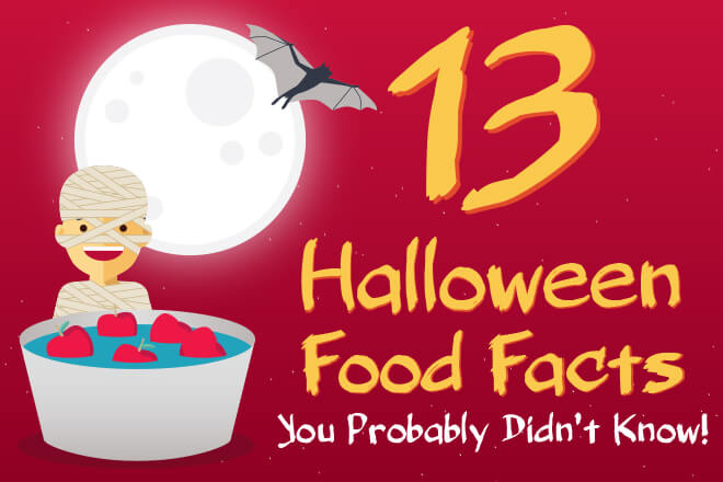 13 Halloween Food Facts You Probably Didn't Know
