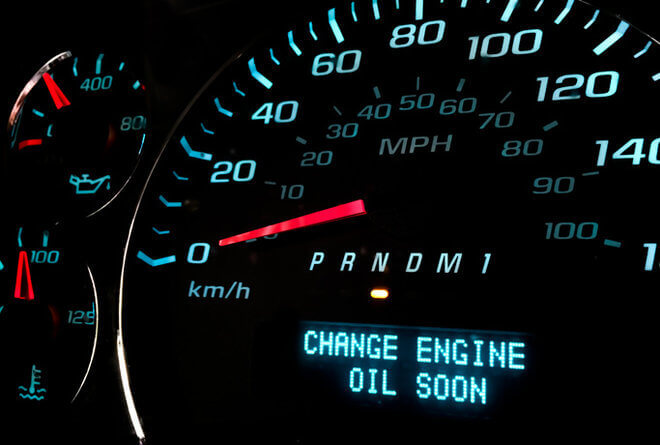 car-dashboard-indicating-oil-change-needed