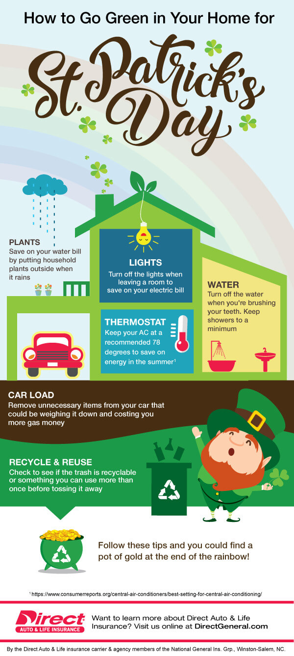go-green-in-your-home-for-saint-patrick's-day-infographic