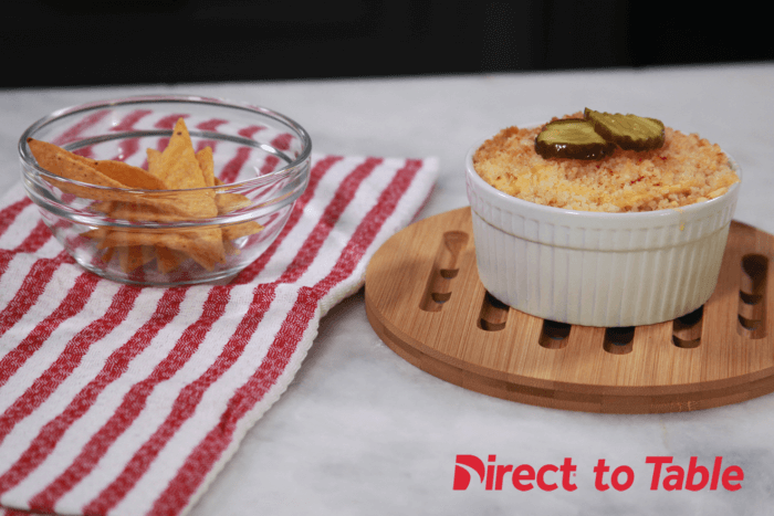 nashville hot chicken dip recipe video