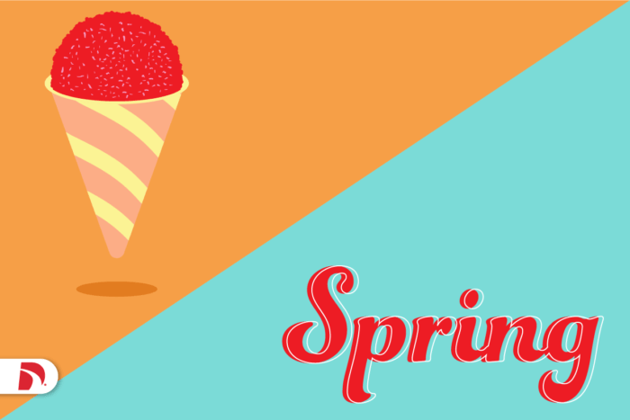 Where to get free food and stuff on the first day of spring