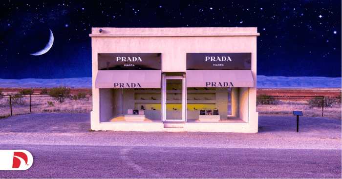 Prada Marfa roadside attraction