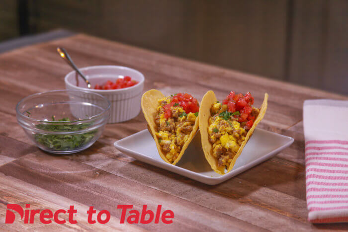 breakfast tacos recipe video