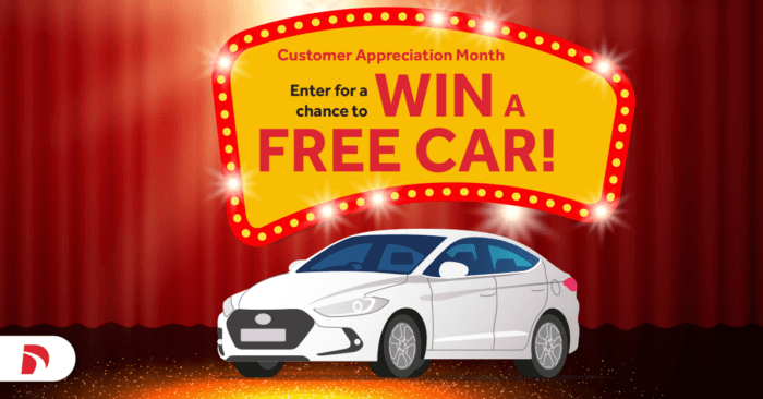 Get Direct & Get Going Car Sweepstakes