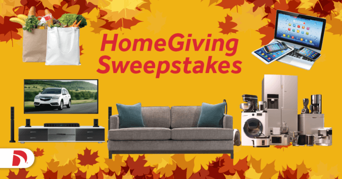 Direct-Auto-HomeGiving-Sweepstakes