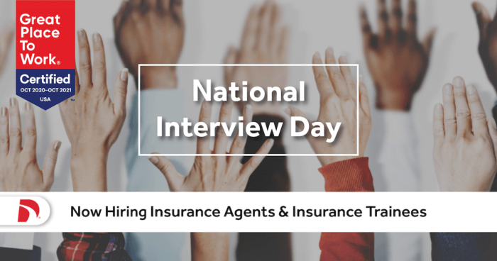 National Interview Day Virtual Hiring Event